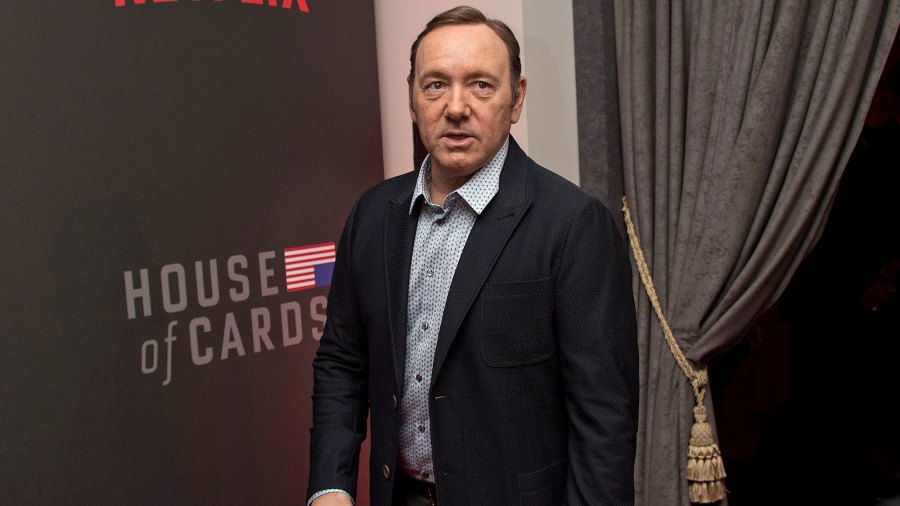 Kevin Spacey, Netflix, House of Cards, Gore