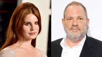Lana Del Rey and Harvey Weinstein