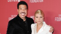 Lionel Richie Sofia Richie SAG-AFTRA Foundation Patron of the Artists Awards