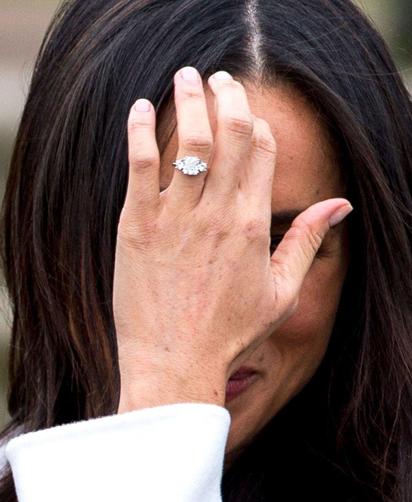 meghan ring - See Meghan Markle's Stunning Engagement Ring!