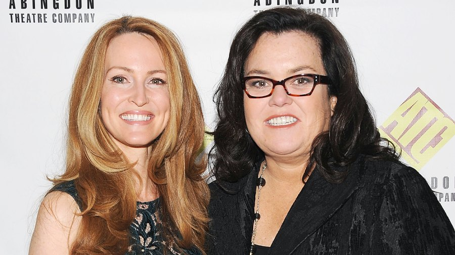 Michelle Rounds Rosie O'Donnell