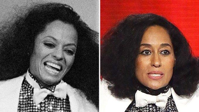 Diana Ross + Tracee Ellis Ross