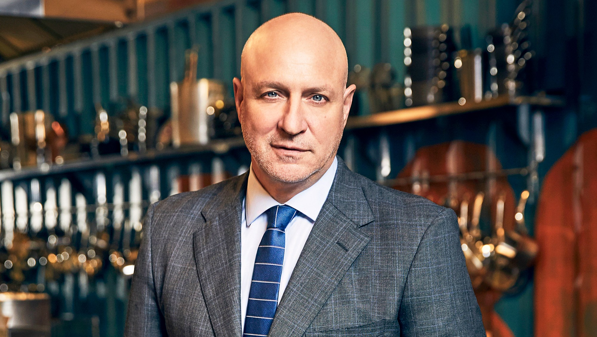 Tom Colicchio on 'Top Chef'