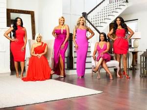 'Real Housewives of Atlanta' stars Porsha Williams, Sheree Whitfield, NeNe Leakes, Cynthia Bailey, Kandi Burruss and Kenya Moore