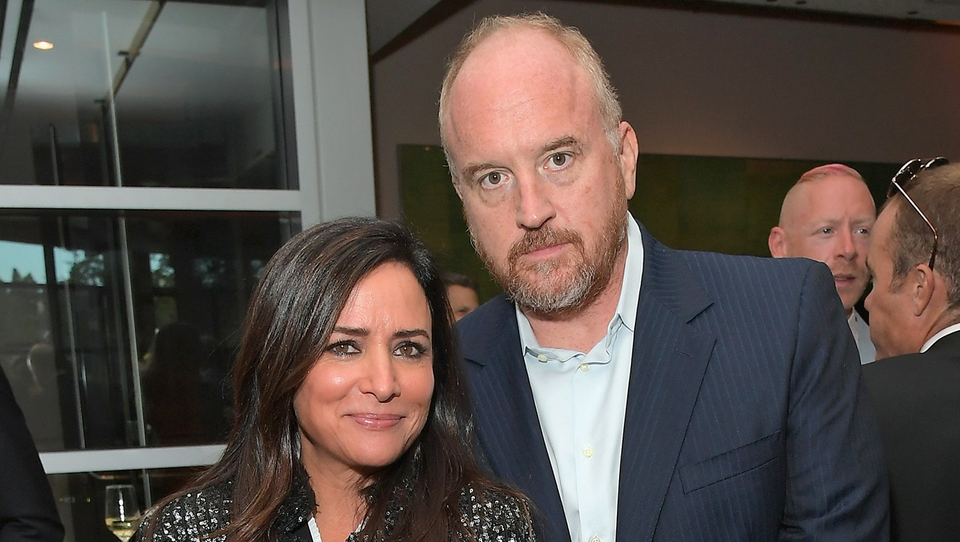 Pamela Adlon, Louis CK, Devastated, Sexual Misconduct