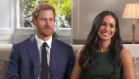 Prince Harry Meghan Markle engagement interview
