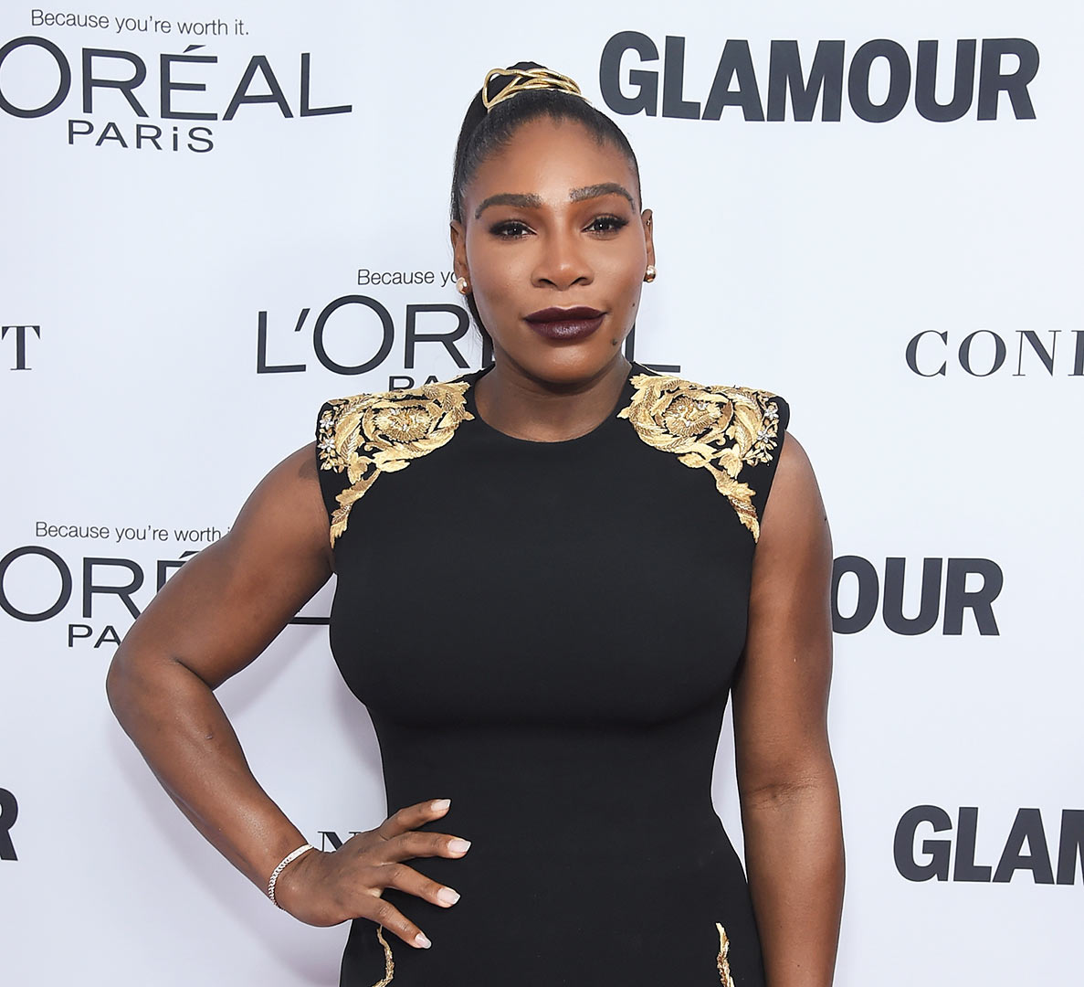 Serena Williams Was A Grand Slam In 3 Dresses At Her Wedding