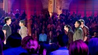 The Backstreet Boys and Charlie Puth on 'Drop The Mic'