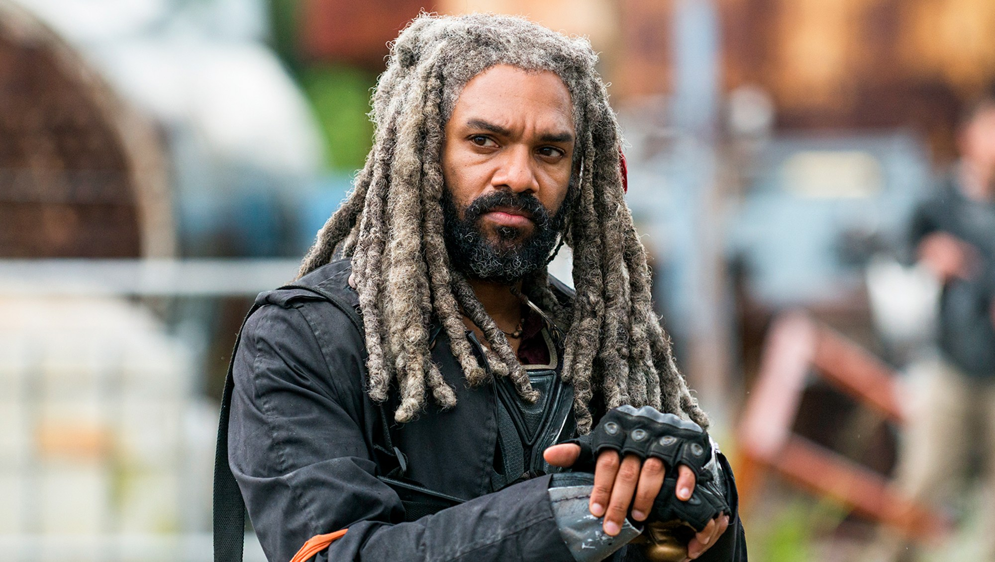 Khary Payton as Ezekiel on 'The Walking Dead'
