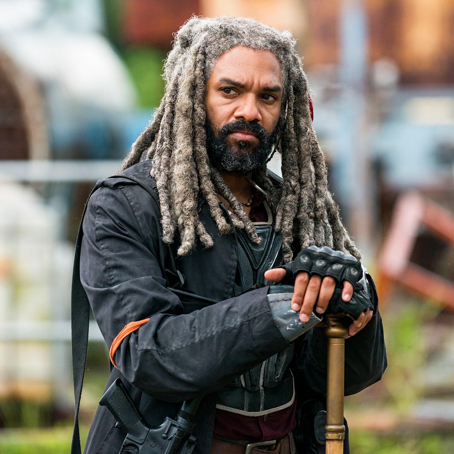 Khary Payton as Ezekiel on 'The Walking Dead'