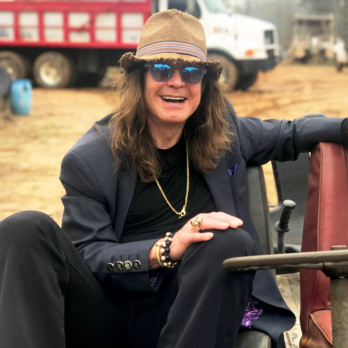 Ozzy Osbourne on 'Ozzy & Jack's World Detour'