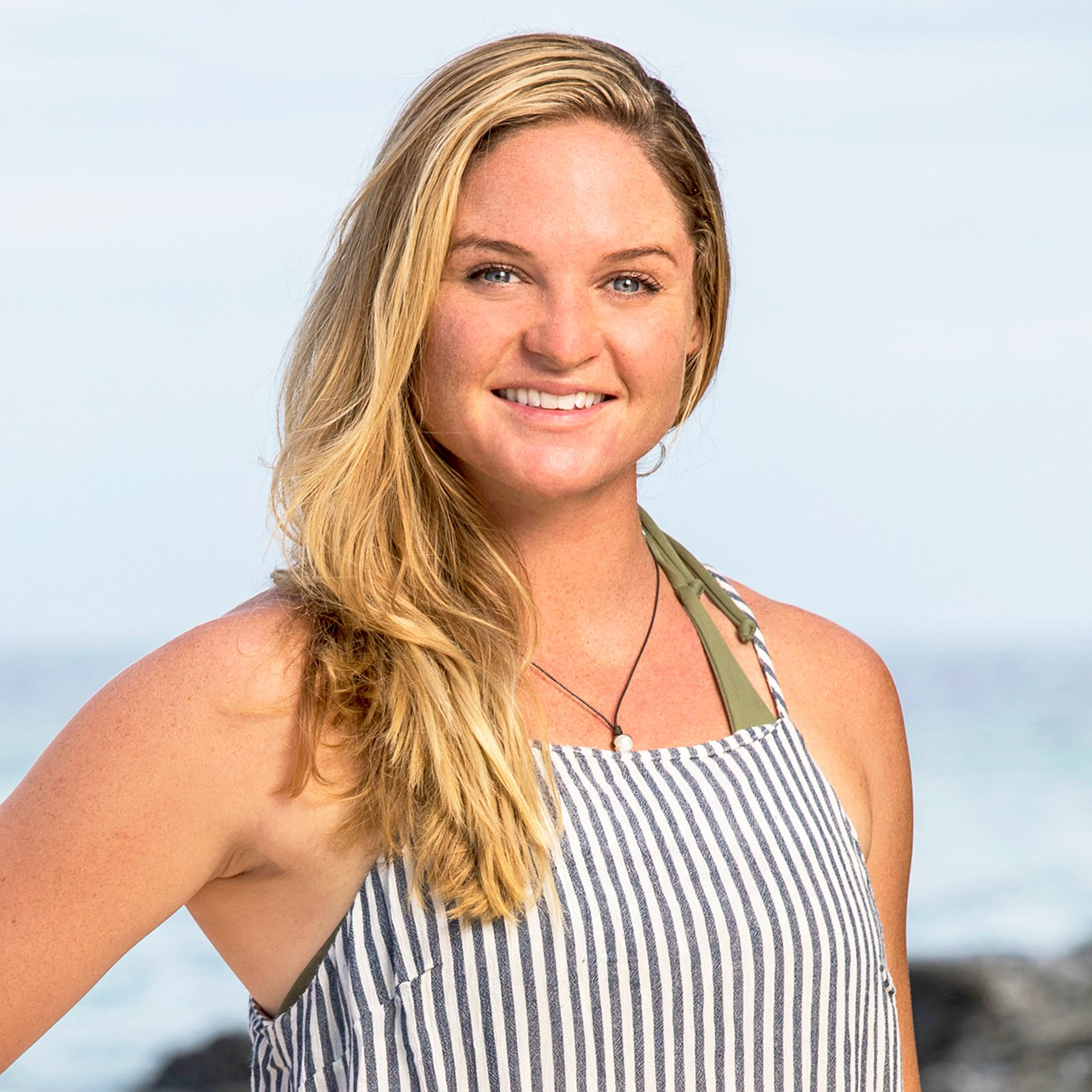 Ashley Nolan on Survivor themed themed 'Heroes vs. Healers vs. Hustlers'