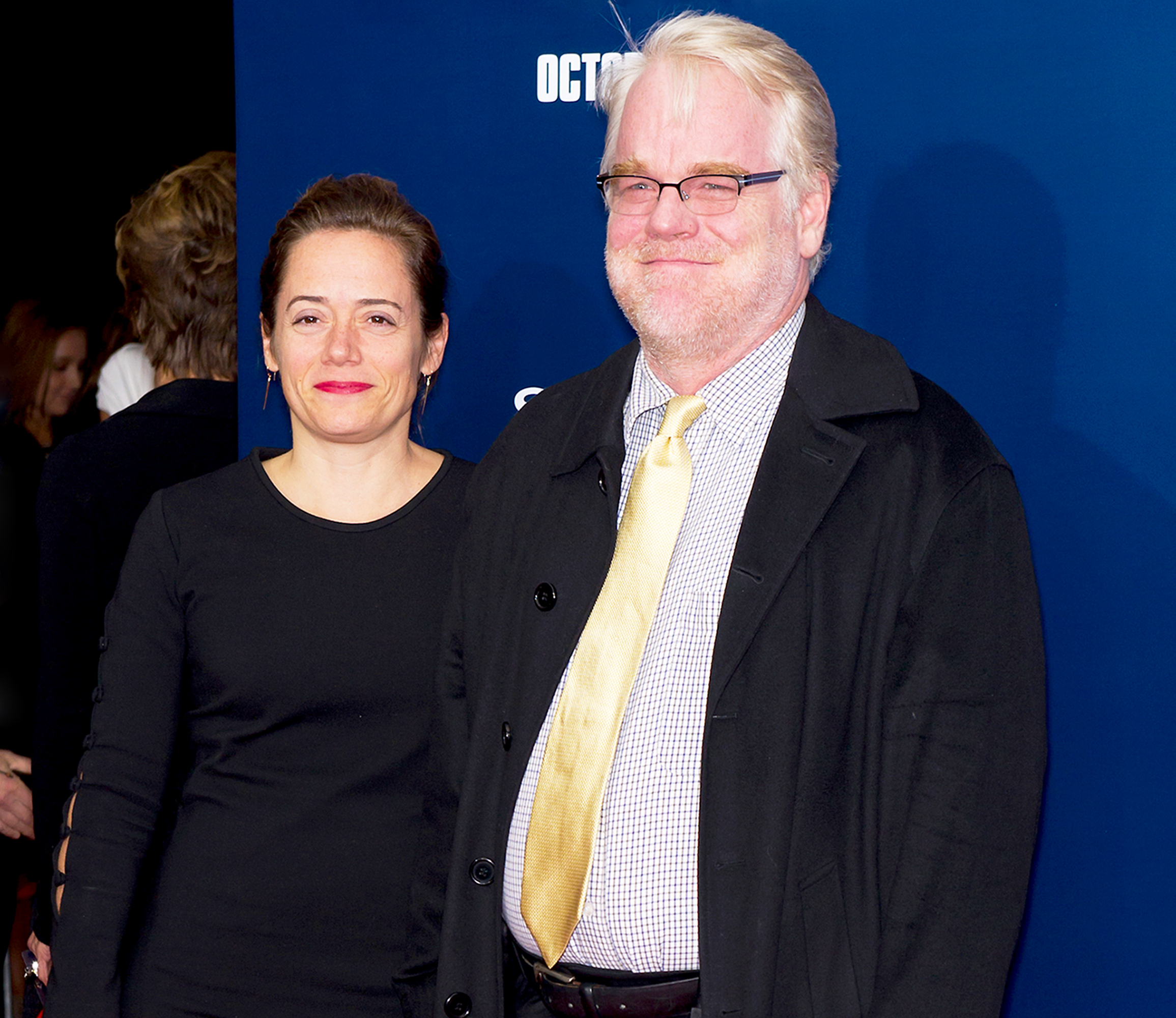Philip Seymour Hoffman's partner was 'terrified' when he relapsed