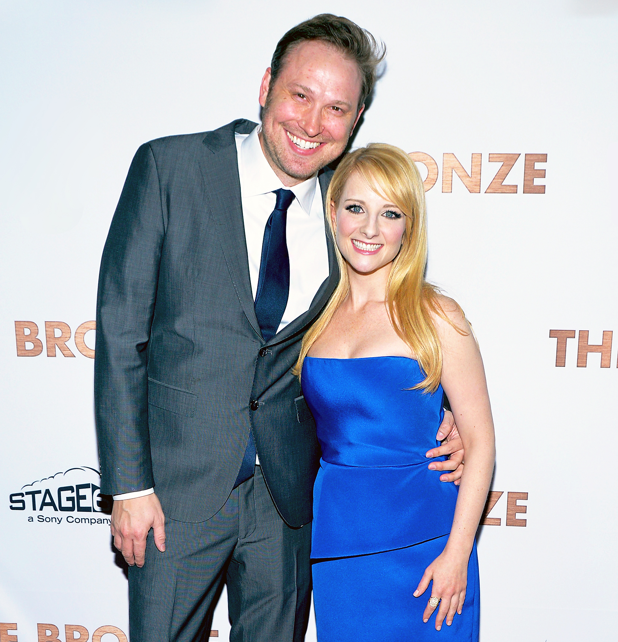 The Big Bang Theory's Melissa Rauch has welcomed a baby girl