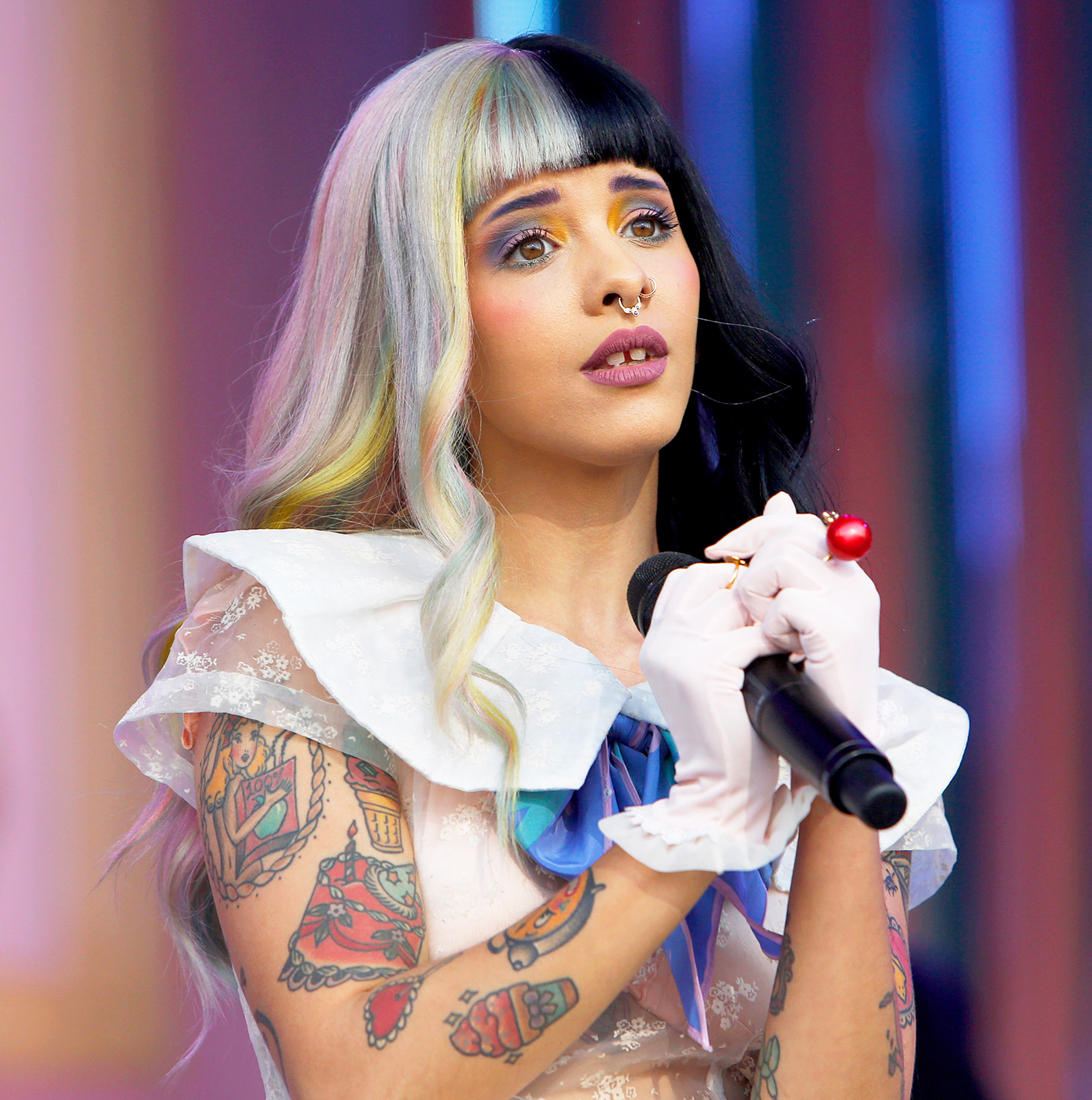 Musician Accuses Voice Finalist Melanie Martinez of Raping Her
