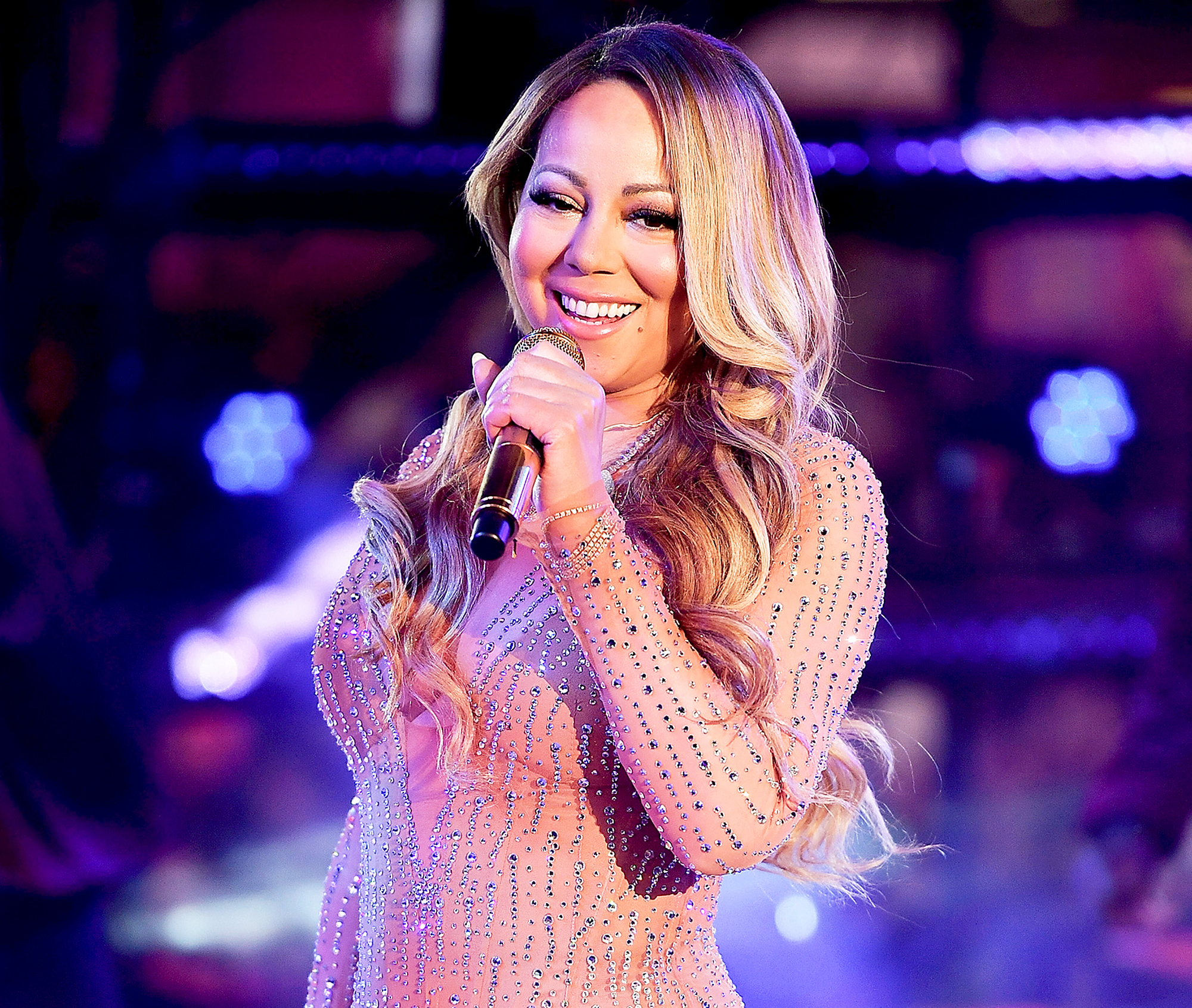 Mariah to return for NY gig