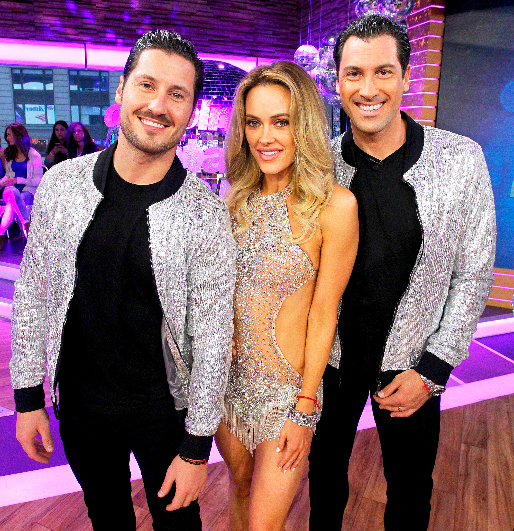 Hookup Dancing Stars Murgatroyd With Peta The