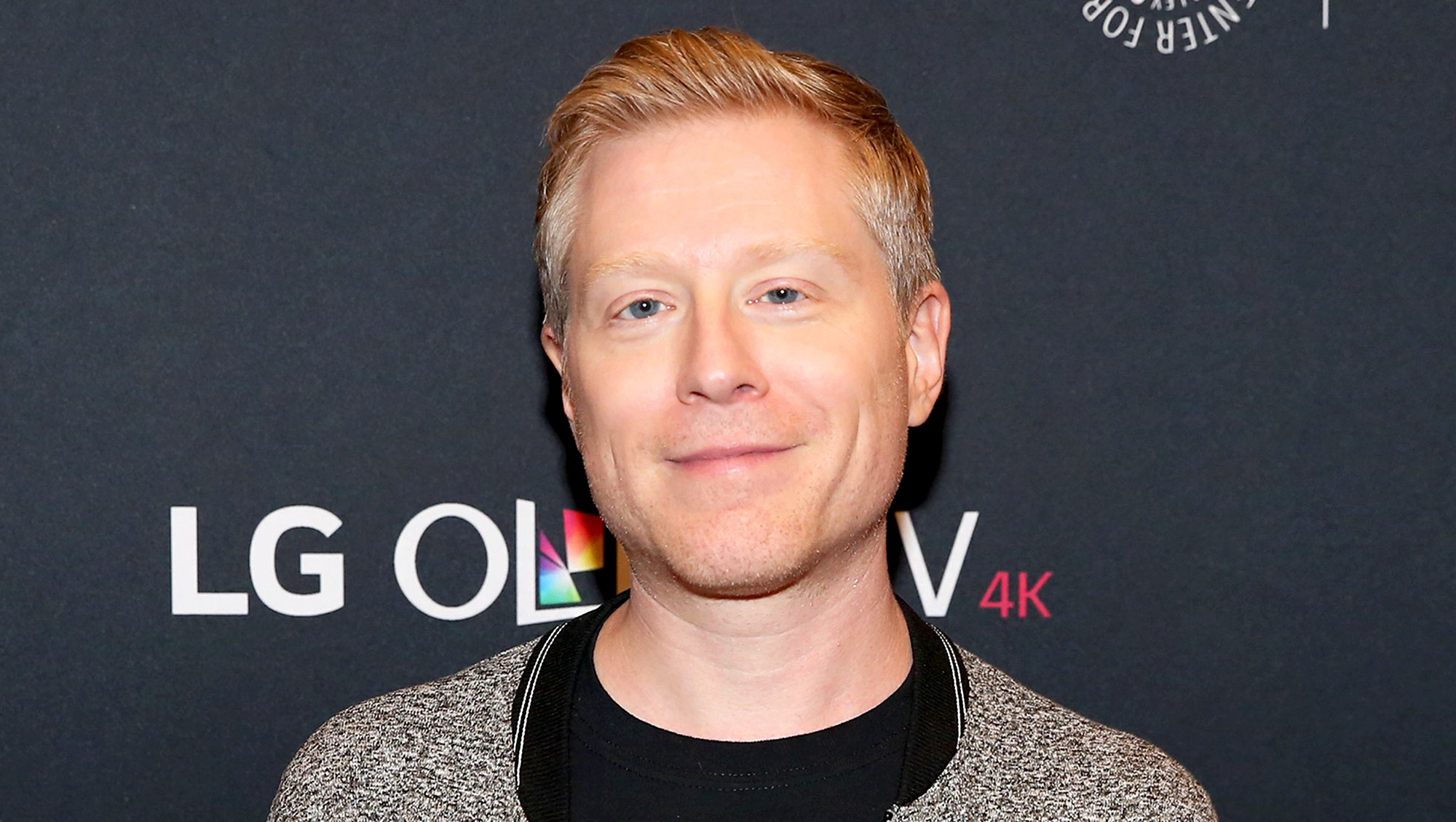 "Anthony Rapp attends ""Star Trek: Discovery"" at The Paley Center for Media on October 7, 2017 in New York City."