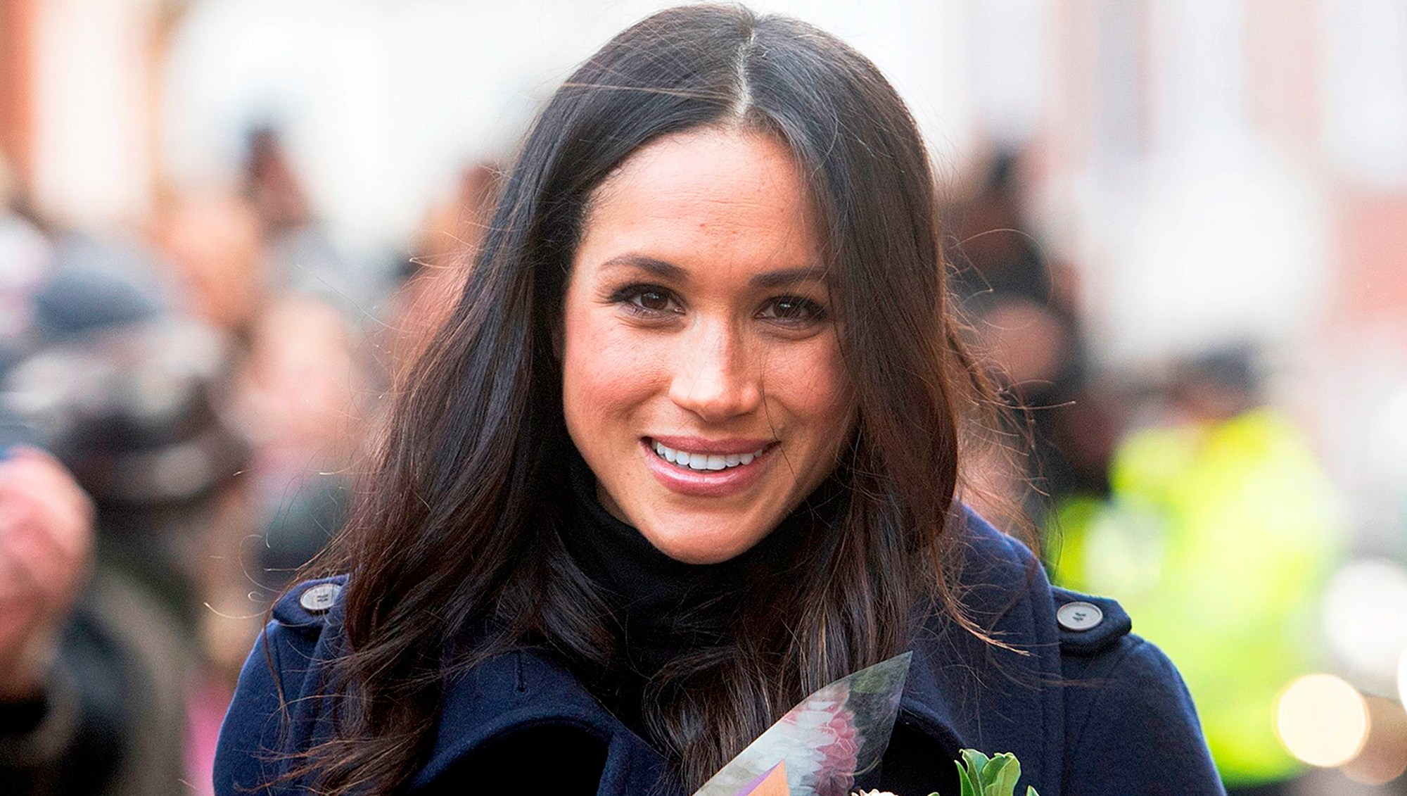 Meghan Markle attend a Terrence Higgins Trust World AIDS Day charity fair at Nottingham Contemporary on December 1, 2017 in Nottingham, England.