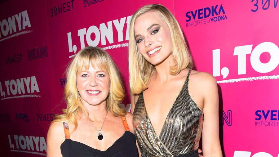 """Tonya Harding and Margot Robbie attend NEON and 30WEST Present the Los Angeles Premiere of """"I, Tonya"""" Supported By Svedka on December 5, 2017."""
