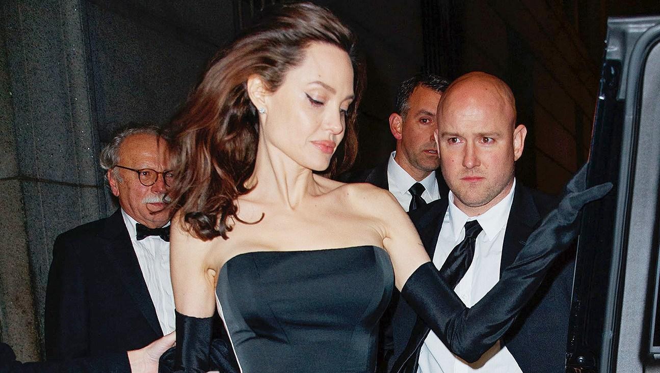 Angelina Jolie, 2017 U.N. Correspondents Association Awards, Cipriani Wall Street, New York City