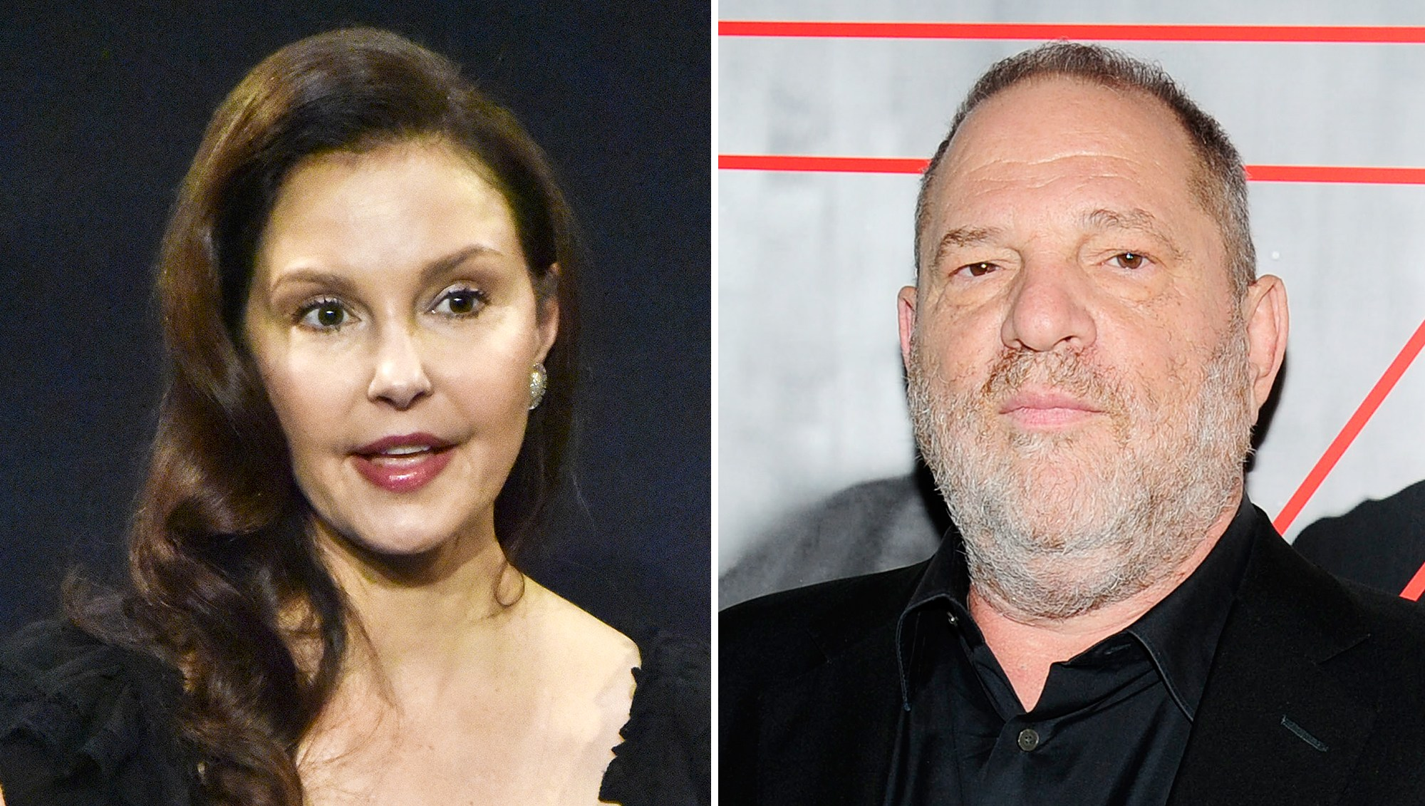Ashley Judd Harvey Weinstein