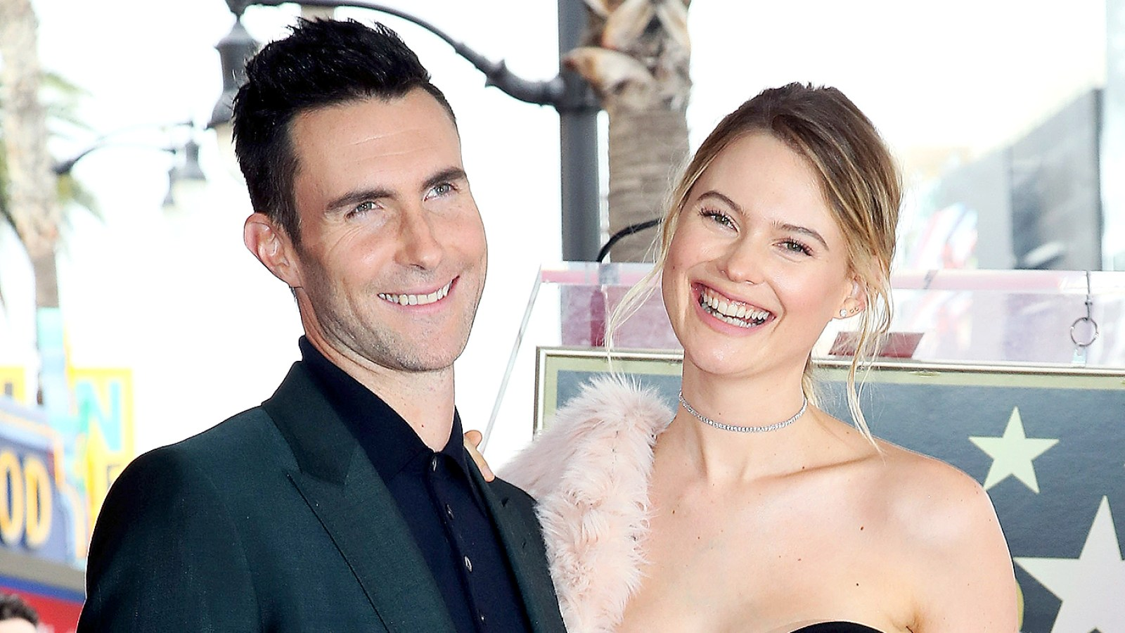 Adam levine archives us weekly behati prinsloo gives birth to baby no 2 with adam levine find out the nvjuhfo Images