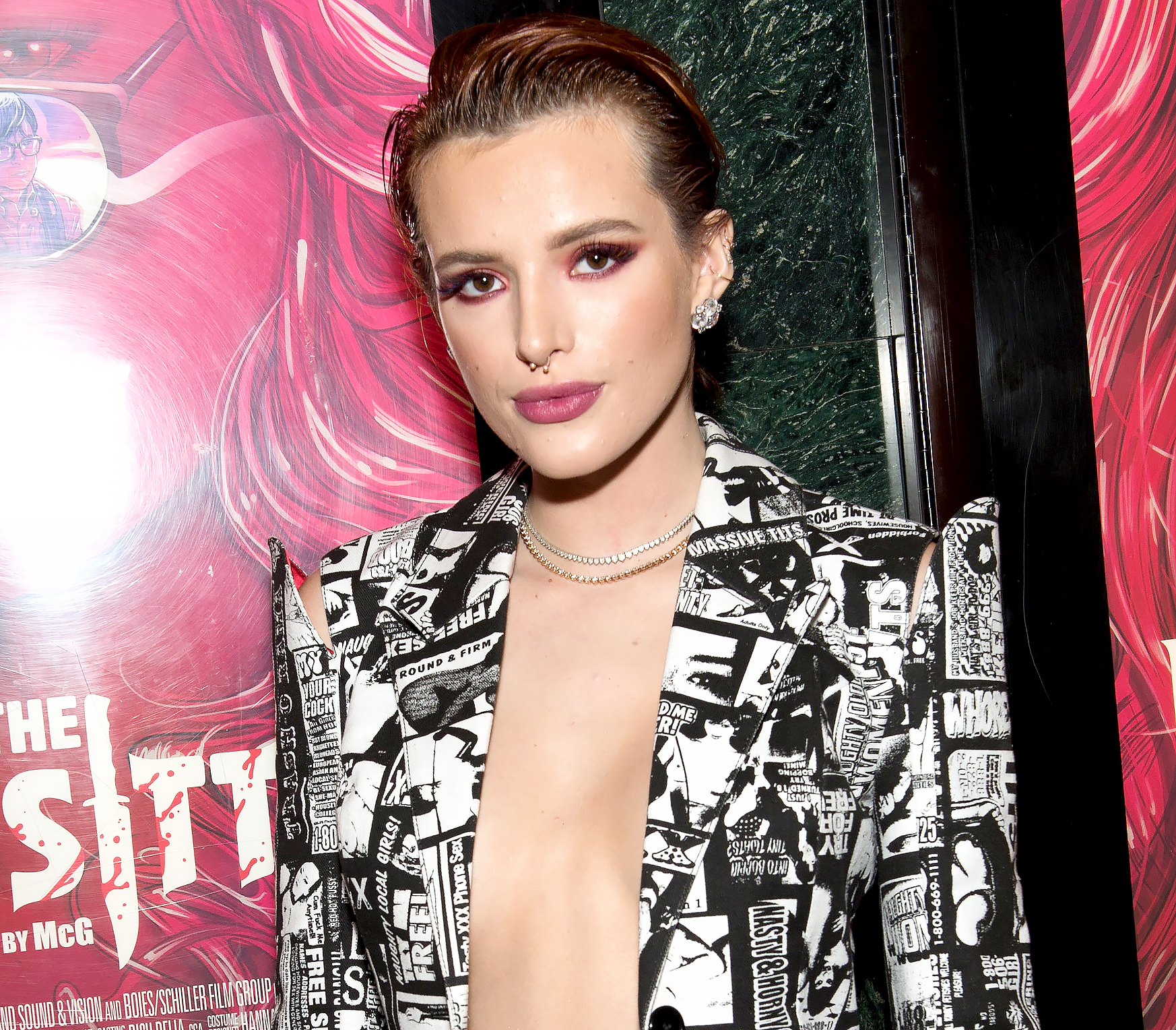 Bella Thorne says she was molested