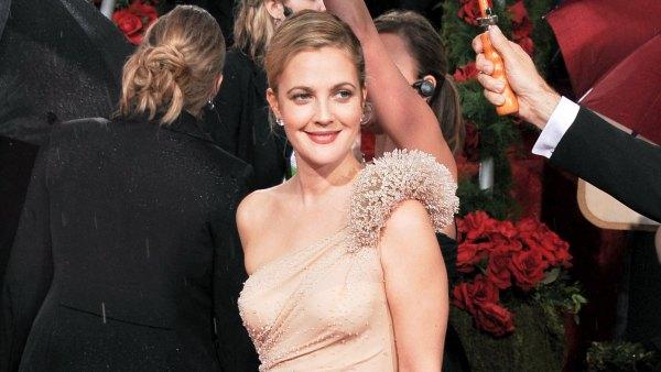 Best Versace Golden Globes Dresses