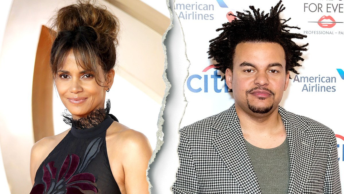 Halle Berry and Alex Da Kid split.