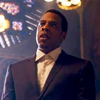 Jay Z in 'Family Feud' video