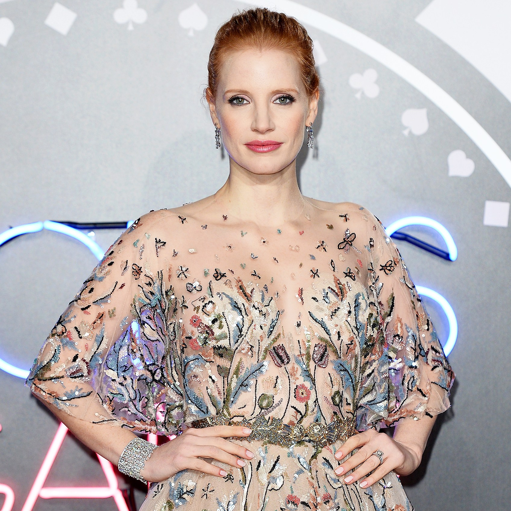 Jessica Chastain Feared Speaking Out About Sexual Harassment