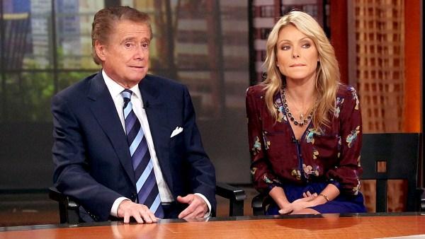 Kelly Ripa Reveals Reason Why Regis Philbin Didn't Talk to Her Off-Air: He 'Had a Mandate'