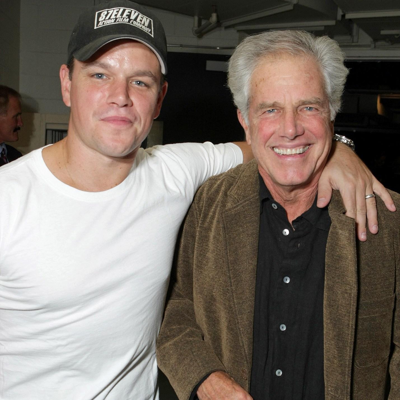 Matt Damon, Kent Damon, Father