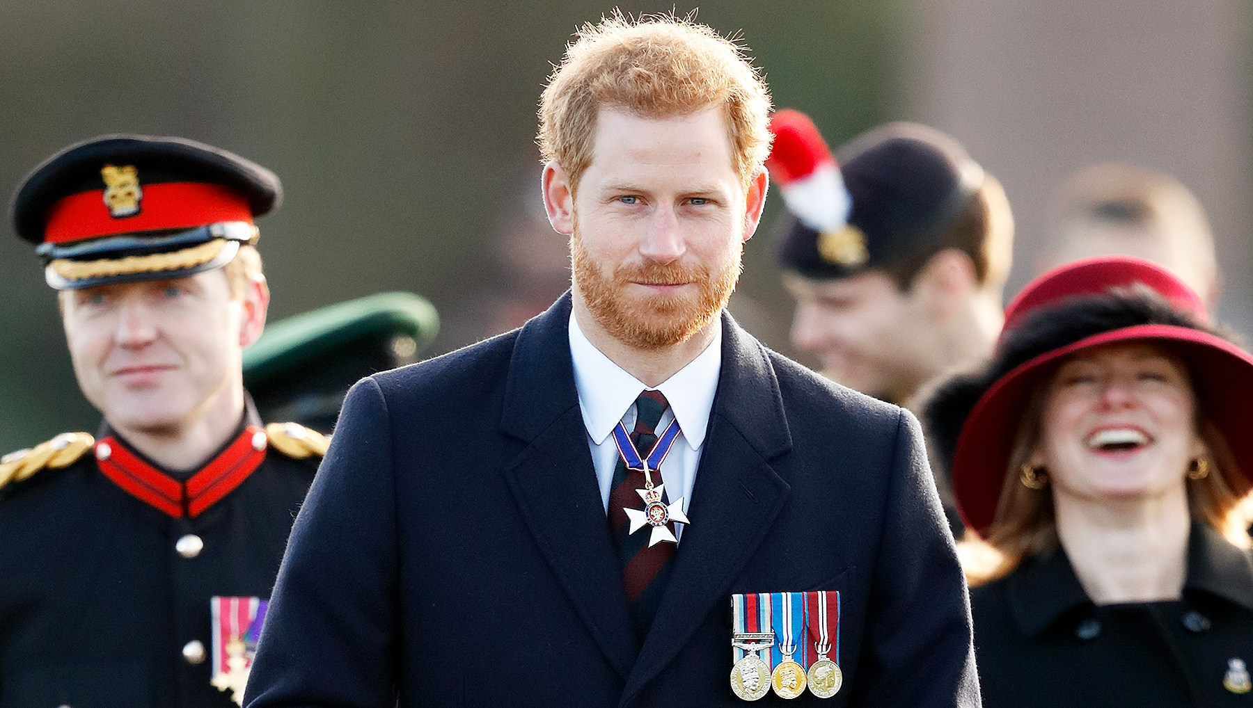 Prince Harry Gets Promotion