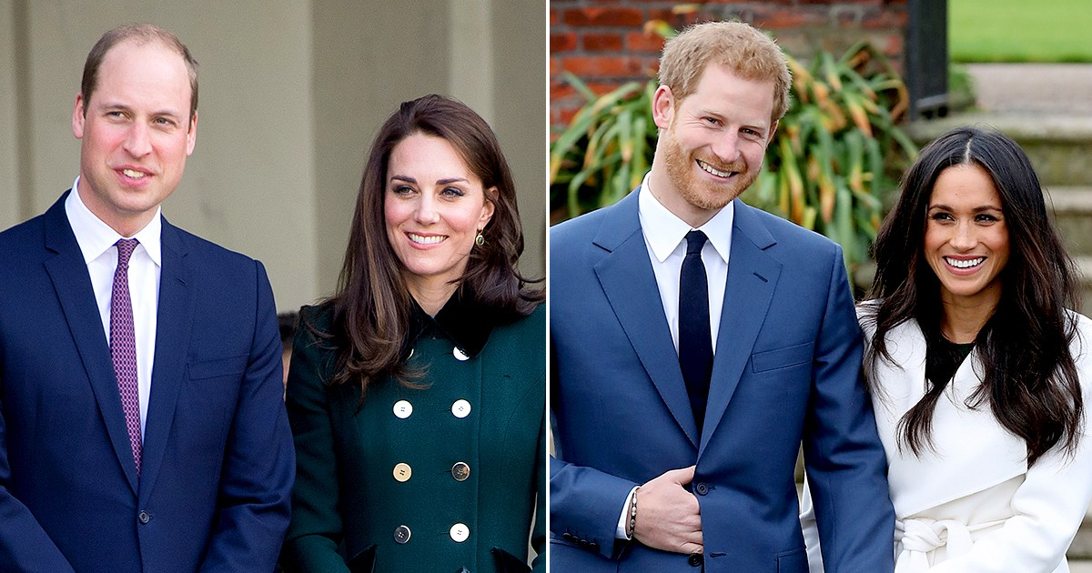 Prince Harry and Meghan Markles Relationship A Timeline