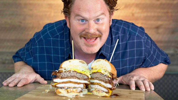 Casey Webb of 'Man V. Food'