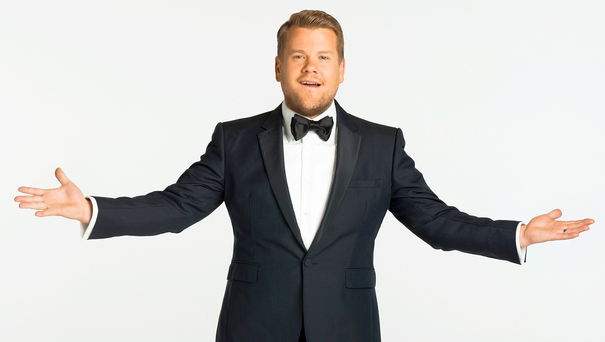 James Corden will host the 60th Annual Grammy AwardsA on January 28, 2018.