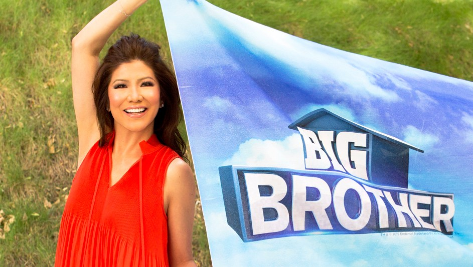 Host Julie Chen on 'Big Brother'