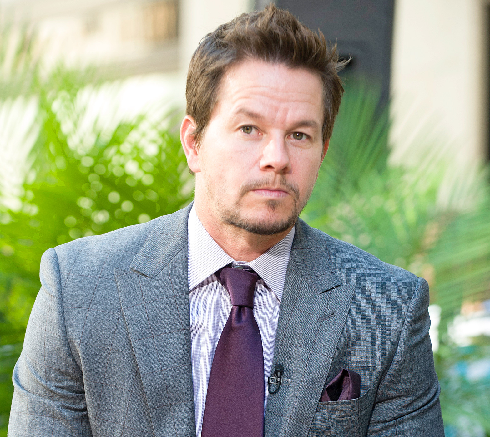 Mark Wahlberg appears on 'Today' show