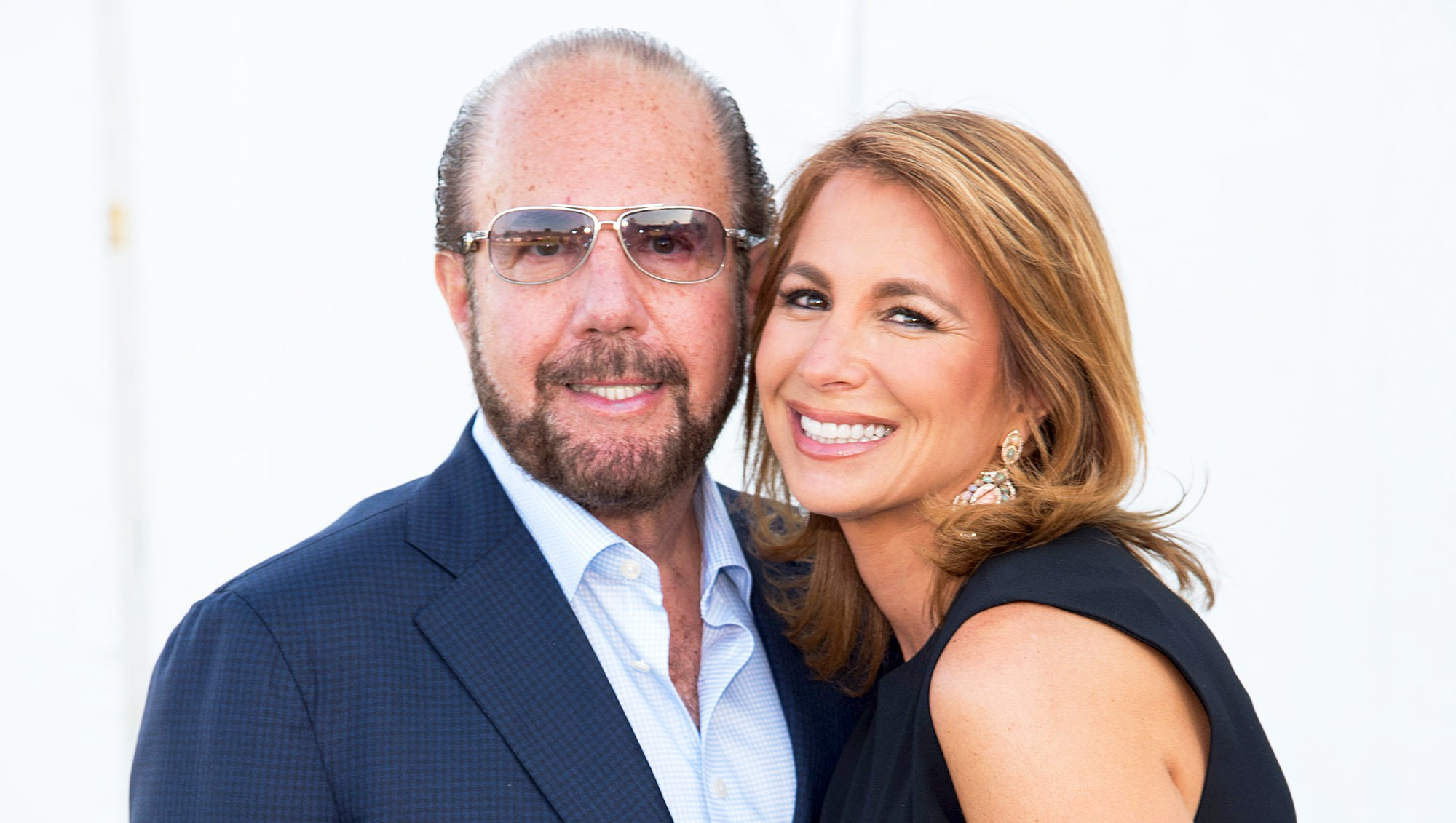 Jill Zarin and husband Bobby Zarinattend the Samuel Waxman Cancer Research Foundation 11th Annual A Hamptons Happening in Southampton, New York.