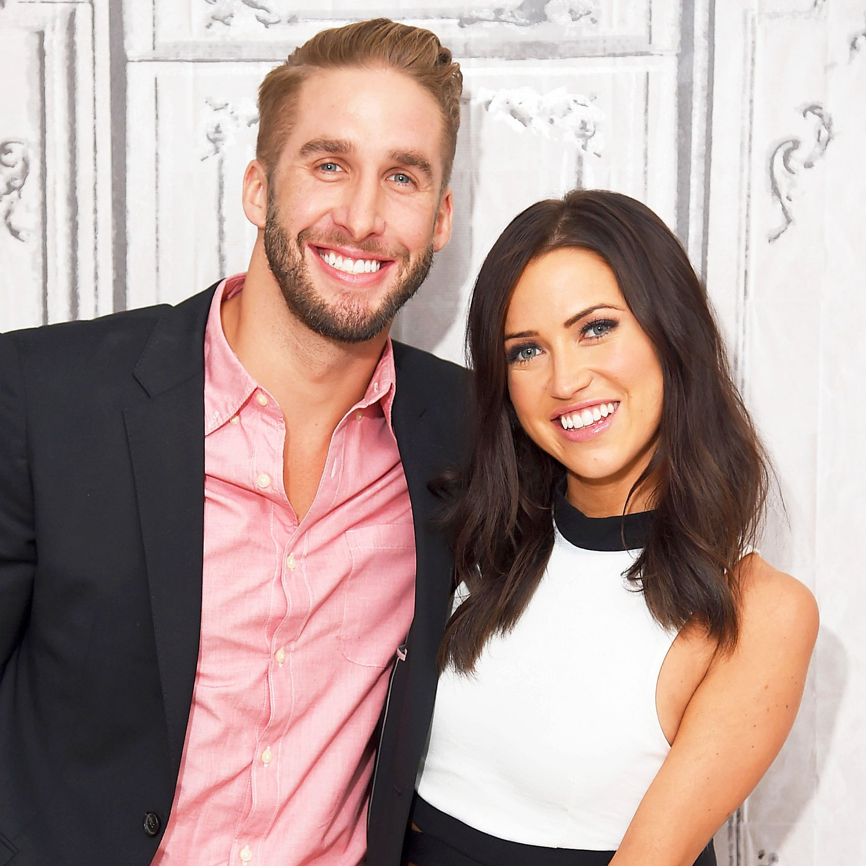 "Shawn Booth and Kaitlyn Bristowe attend the 2015 AOL BUILD Speaker Series presentation of: ""After the Final Rose"" at AOL Studios in New York City."