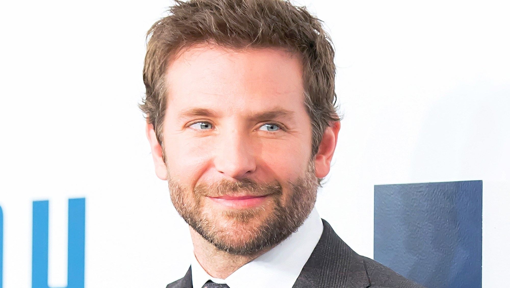 Bradley Cooper attends the 'Joy' New York premiere at Ziegfeld Theater in New York City.
