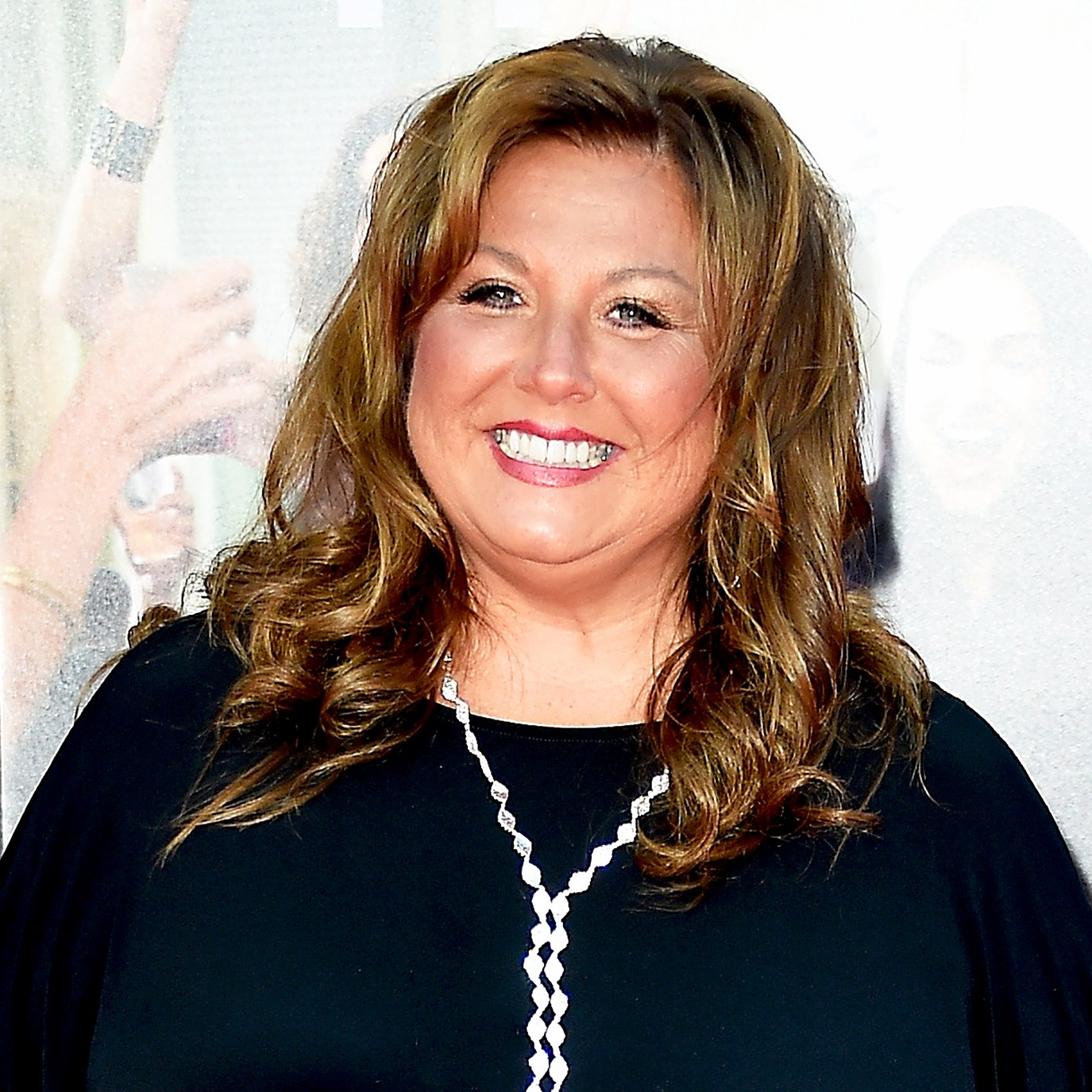 "Abby Lee Miller attends the premiere of ""Bad Moms"" in 2016."