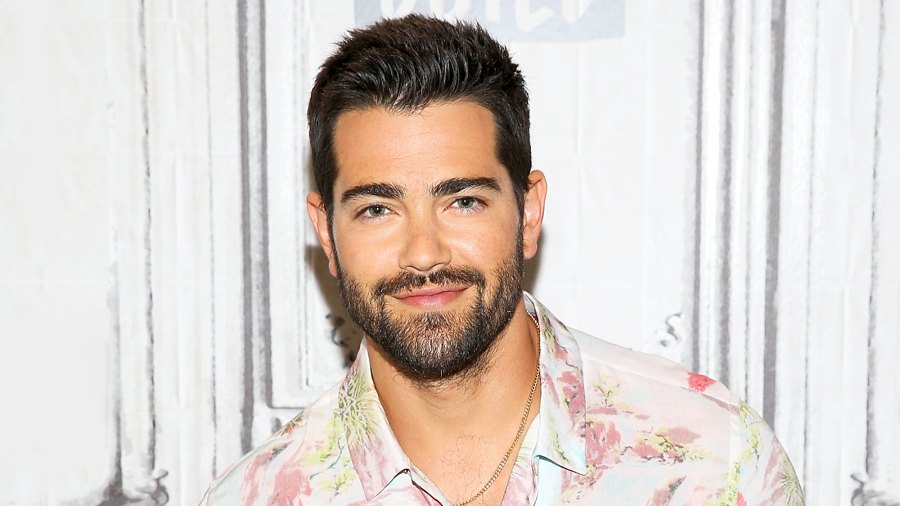 """Jesse Metcalfe visits to discuss """"Chesapeake Shores"""" at Build Studio in New York City."""