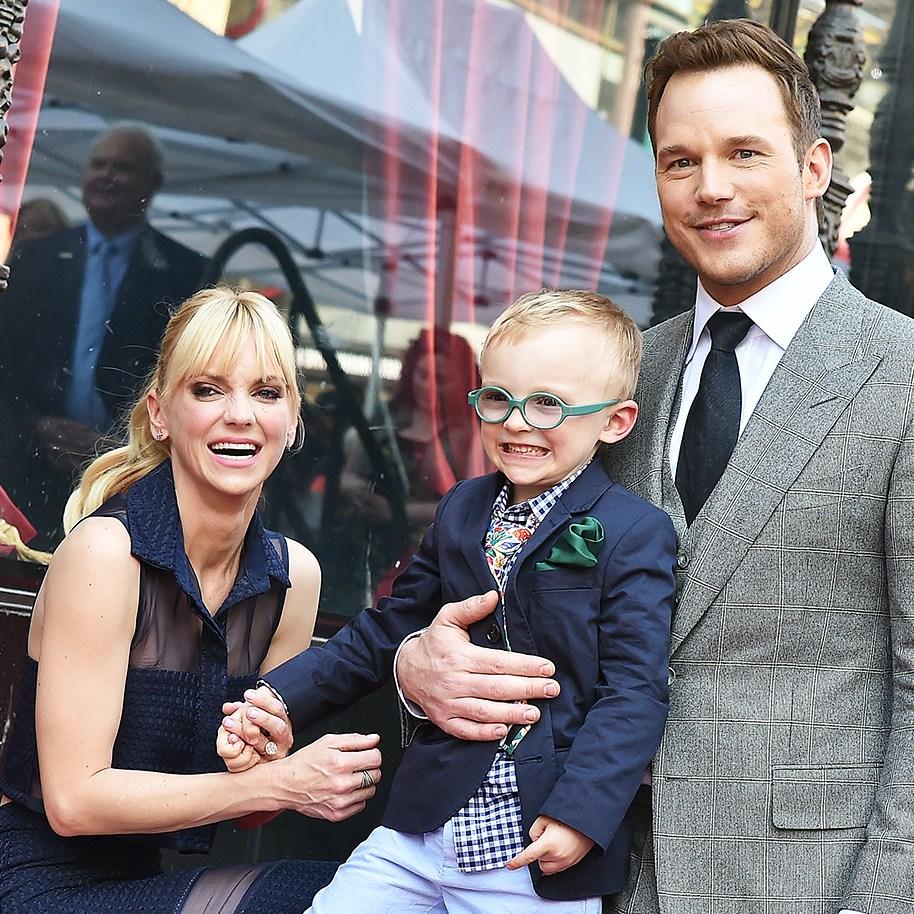 Chris Pratt misses Anna Faris son Jack