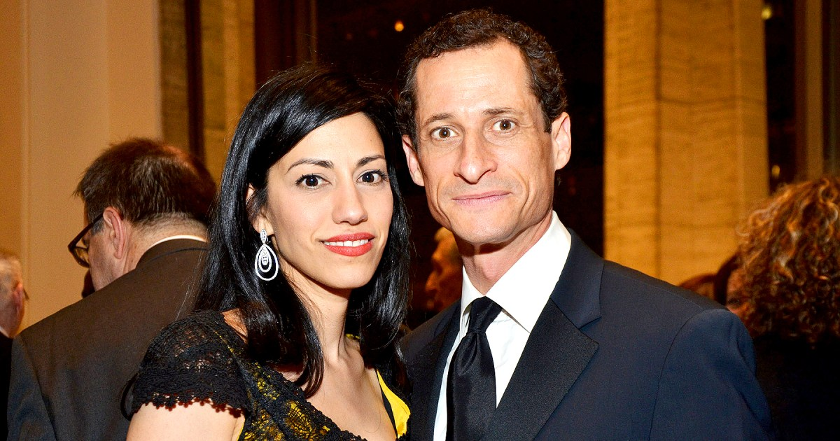 Huma Abedin And Anthony Weiner Call Off Divorce - The