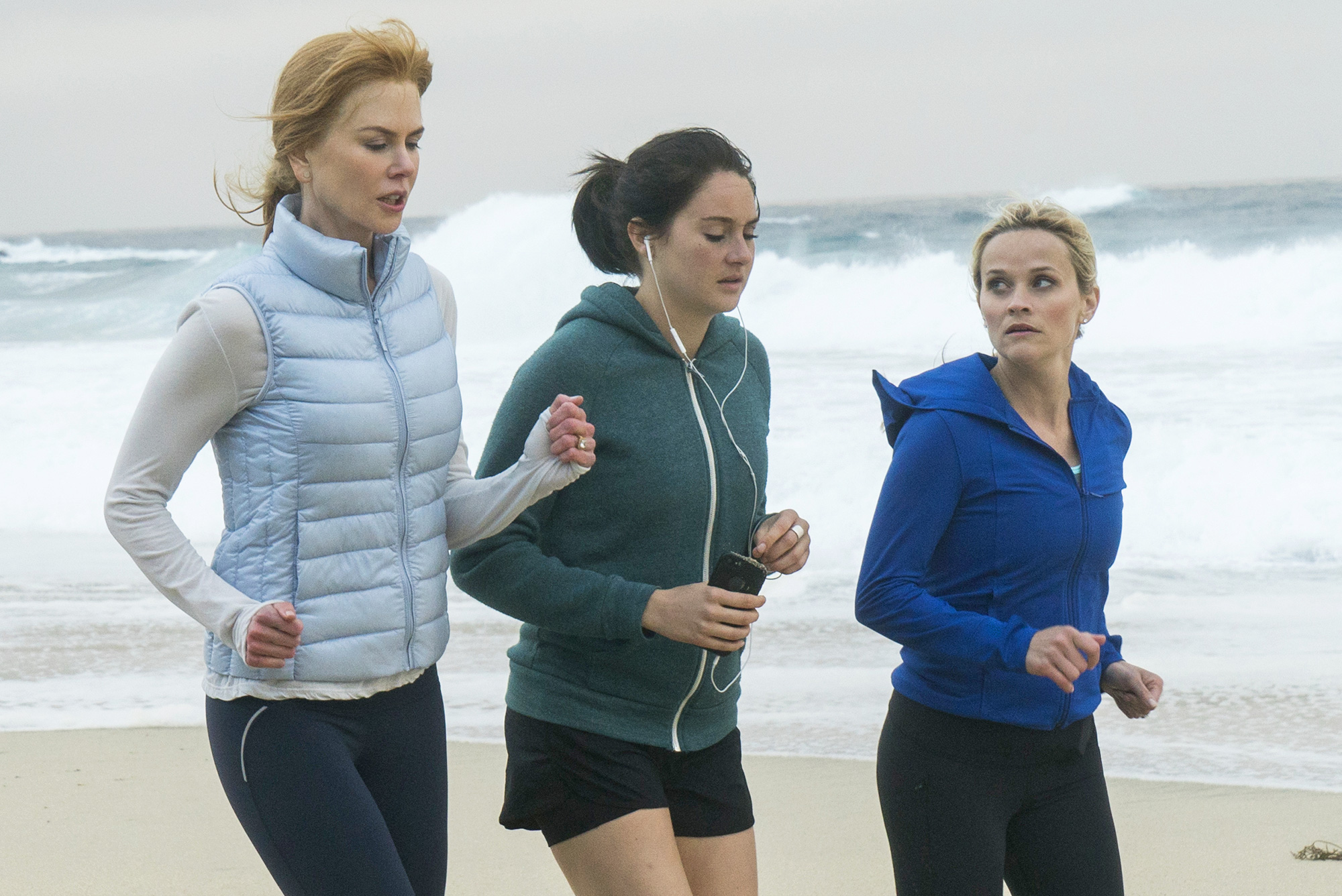 Big Little Lies: Shailene Woodley, Laura Dern, Zoë Kravitz confirmed to return
