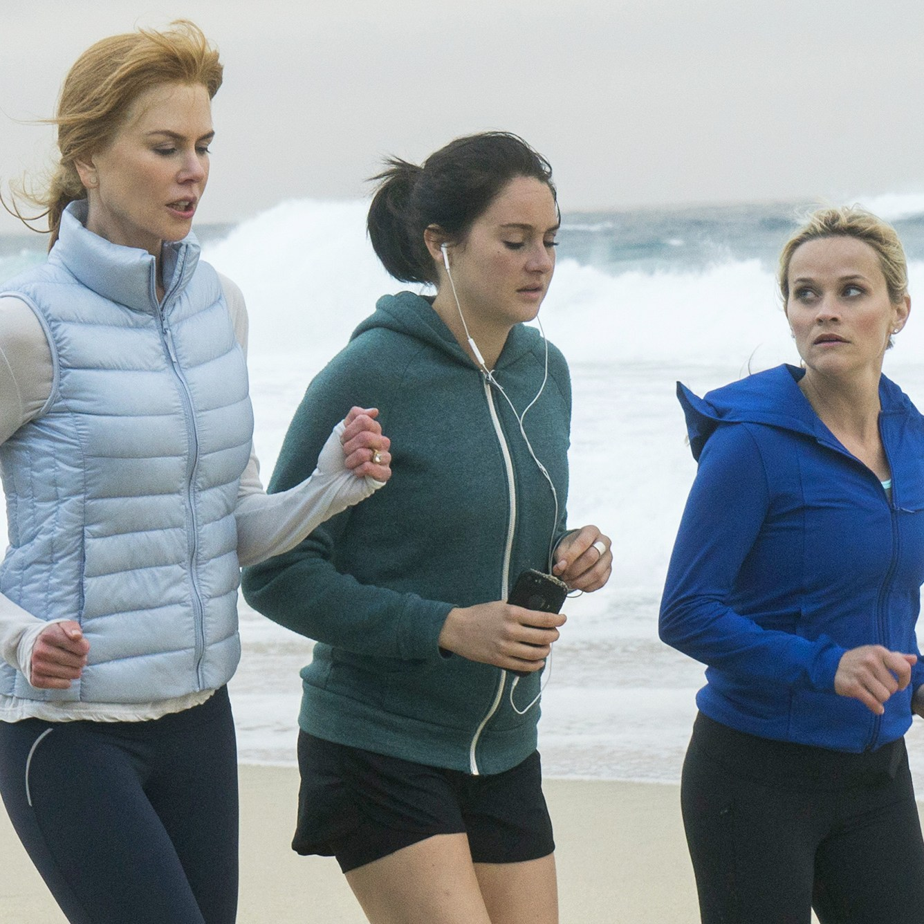 Big Little Lies, HBO, Nicole Kidman, Shailene Woodley, Reese Witherspoon, Golden Globes