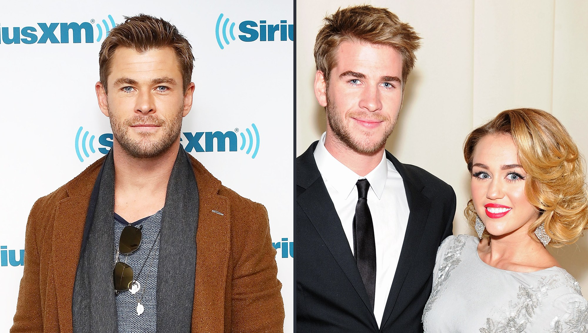 Chris Hemsworth Shuts Down Miley Cyrus Liam Hemsworth Wedding Rumors